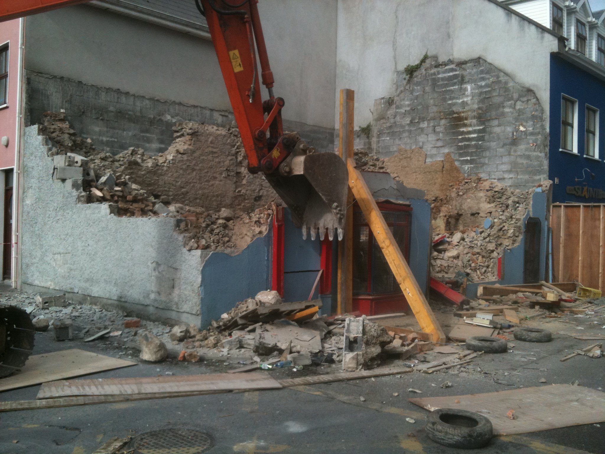 Demolition Radar Store Ennis