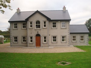 ennis builder - new build construction